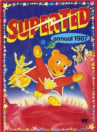 SuperTed Annual 1987