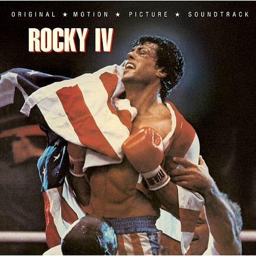 Rocky IV - soundtrack album (1985)