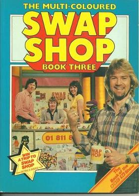 The Multi-Coloured Swap Shop Book Three