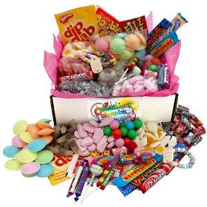 retro sweets and chocolate bars at simplyeighties.com