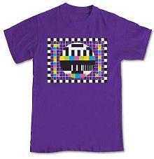 TV Test Pattern T-shirt