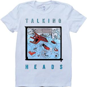 Talking Heads T-shirts