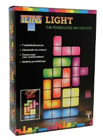 Tetrimino Tetris Light - Lamp