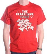 The Adventure Game Vortex - Classic Kids TV T-Shirt