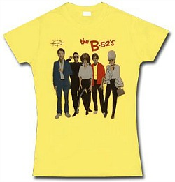 The B-52's ladies T-Shirt