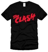 The Clash T-shirts