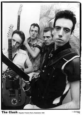 The Clash in Paris - 1981