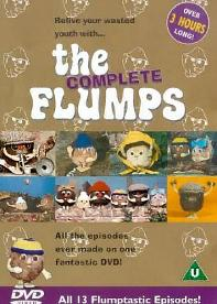 The Complete Flumps DVD