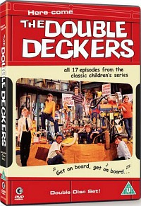 Here Come The Double Deckers (DVD)