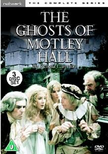 The Ghosts Of Motley Hall DVD