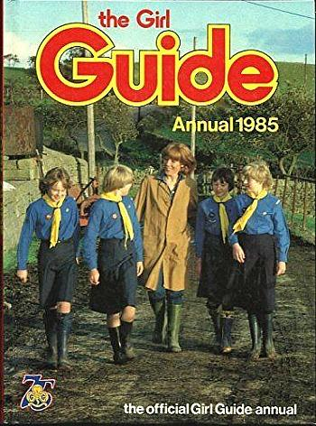 The Official Girl Guide Annual 1985