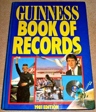 The Guiness Book of Records 1981