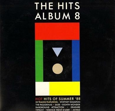 The Hits Album 8