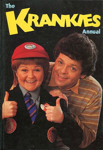 The Krankies Annual 1983