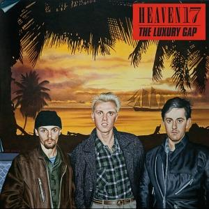 The Luxury Gap Album - Heaven 17