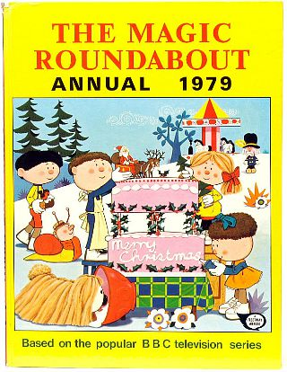 The Magic Roundabout Annual 1979