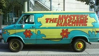 The Mystery Machine Van