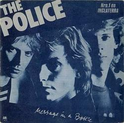 The Police - Message In A Bottle (Spanish 7
