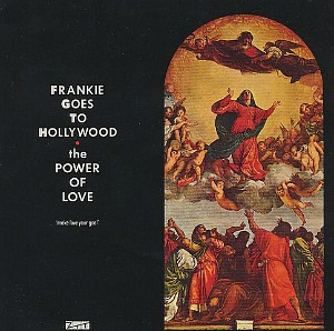 The Power Of Love vinyl - Frankie Goes To Hollywood