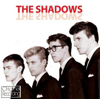The Shadows self-titled early 60s album