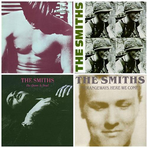 The Smiths four studio albums