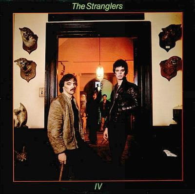 The Stranglers debut album Rattus Norvegicus (1977)