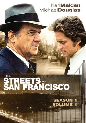The Streets Of San Francisco DVD season 1