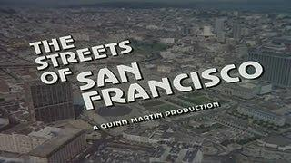 The Streets of San Francisco - opening titles