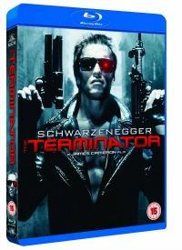 The Terminator Blu-ray disc