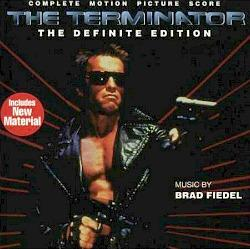 Ther Terminator Soundtrack CD - Brad Fiedel