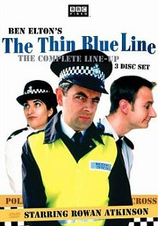 Be Elton's BBC Comedy The Thin Blue Line starring Rowan Atkinson