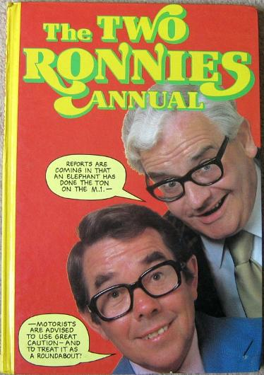 The Two Ronnies Annual 1979