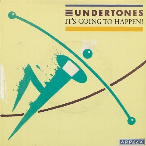 The Undertones - It's Going To Happen single sleeve