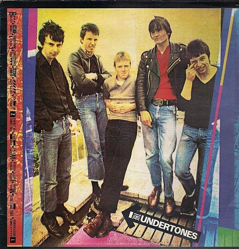The Undertones self-titled debut album (1979)