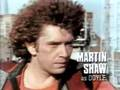 Martin Shaw as Doyle in The Professionals TV Series