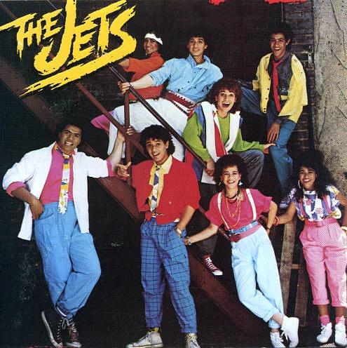 The Jets - debut album