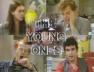 The Young Ones title screen