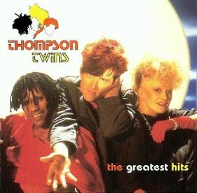 Thompson Twins - The Greatest Hits album