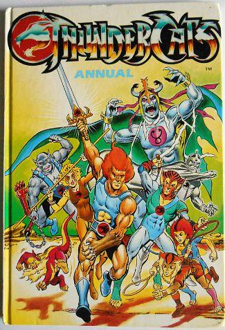 Thundercats Annual 1986