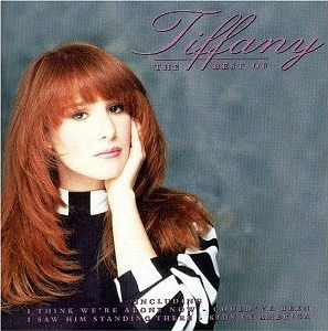 Tiffany - The Best Of (CD ALbum)
