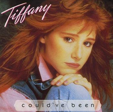 Tiffany - Could've Been (1987 vinyl single sleeve)