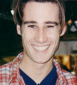 Tim Vincent in 1997