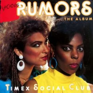 Front cover of the album Timex Social Club - Rumors