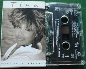 What's Love Got To Do With It (1993 cassette album) - Tina Turner