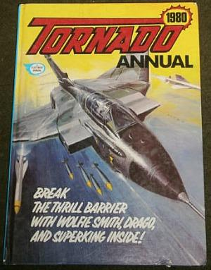 Tornado Annual 1980 by Fleetway Publications