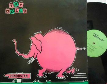 The Toy Dolls - Nellie The Elephant (12 inch vinyl)
