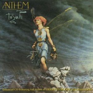 Toyah - Anthem (Enhanced CD Album)