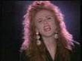 Carol Decker from T'Pau singing in the 1980's