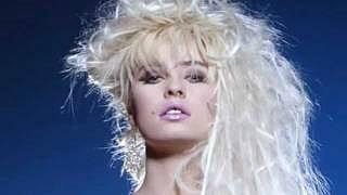One of Wendy James's wild 80s hair styles