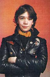 Todd Carty as Tucker Jenkins